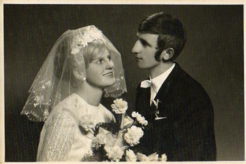 Krystyna i Jan Chmieleccy