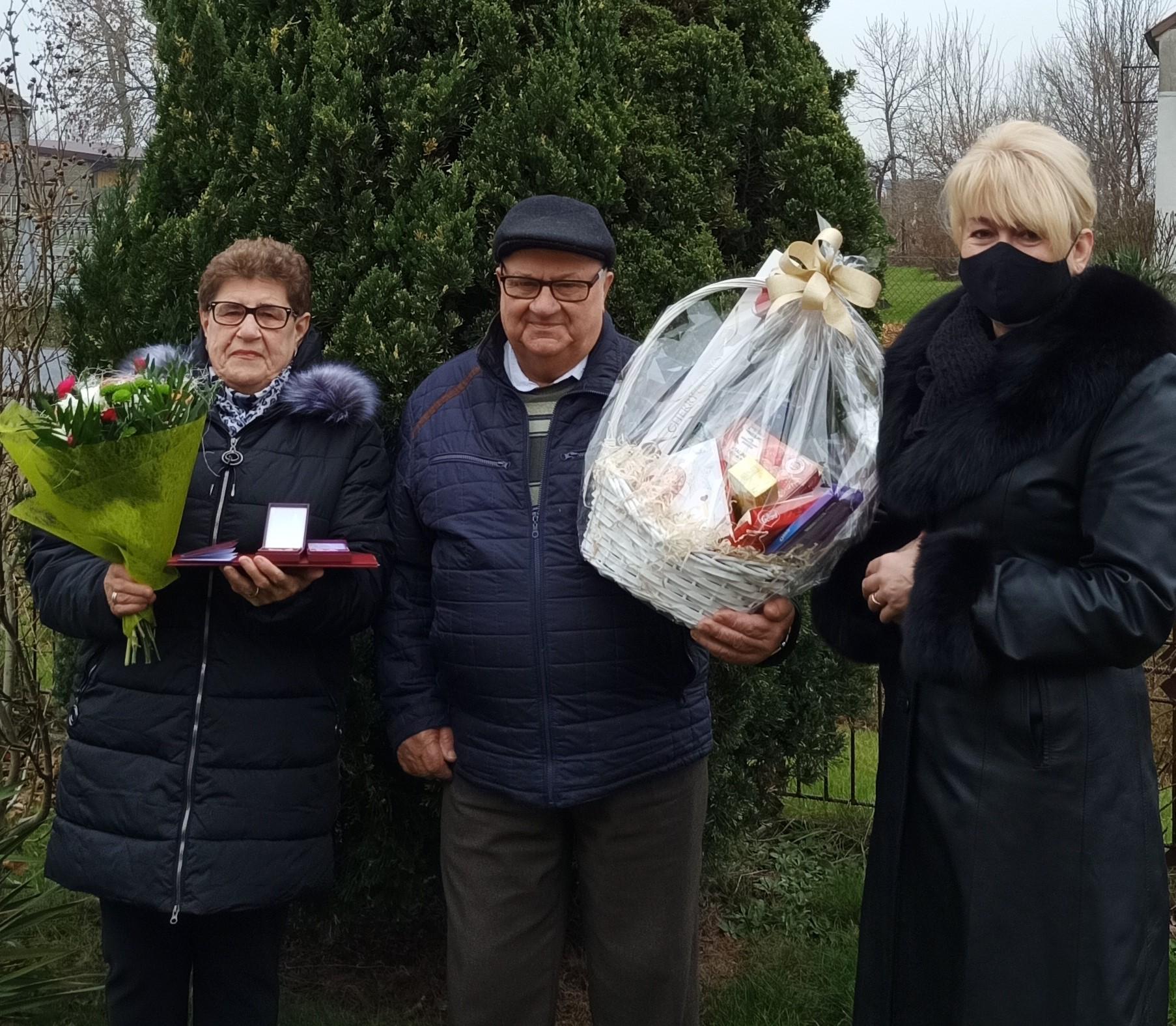 Barbara i Jan Osmolak
