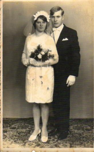 Janina i Antoni Ornowscy