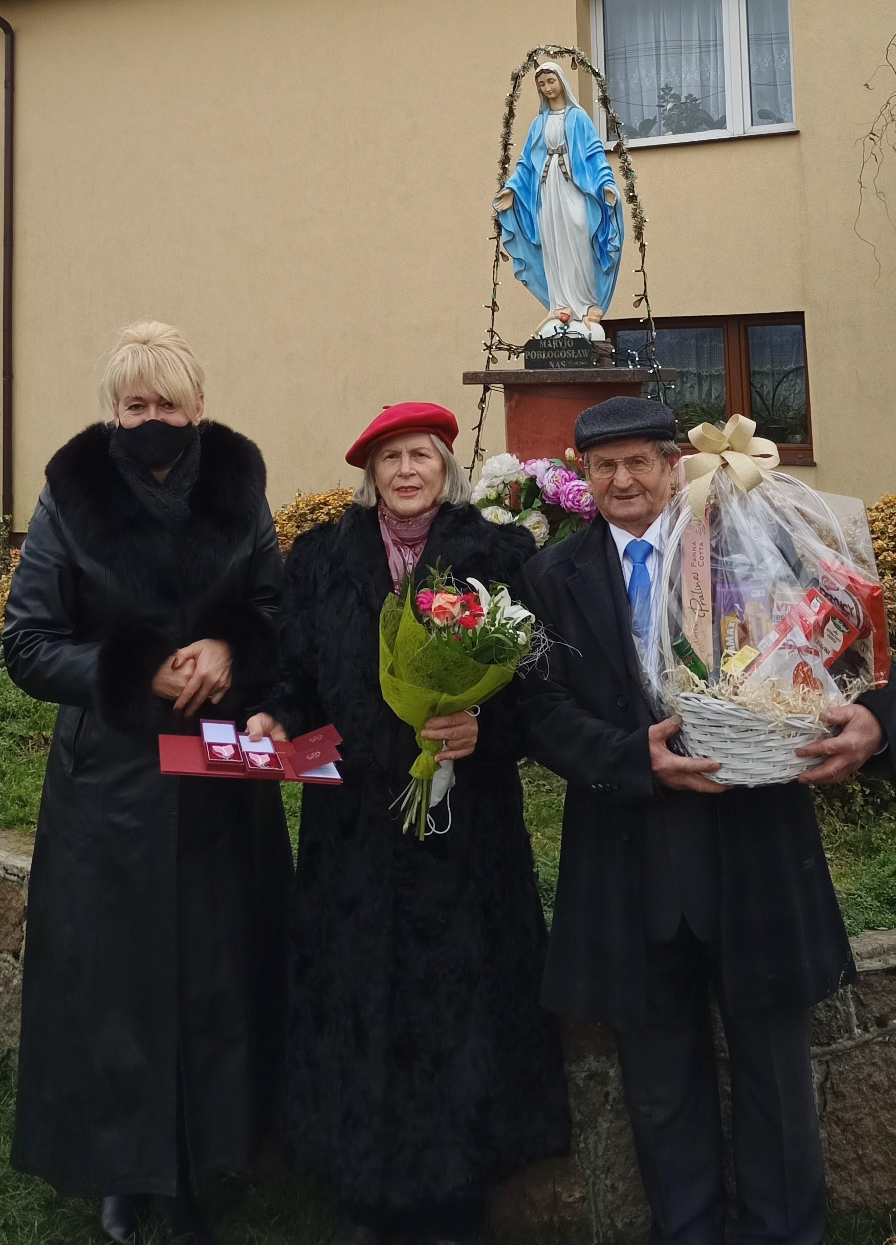 Zofia i Stanisław Ciechomscy