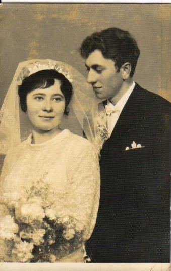 Danuta i Tadeusz Maślanka